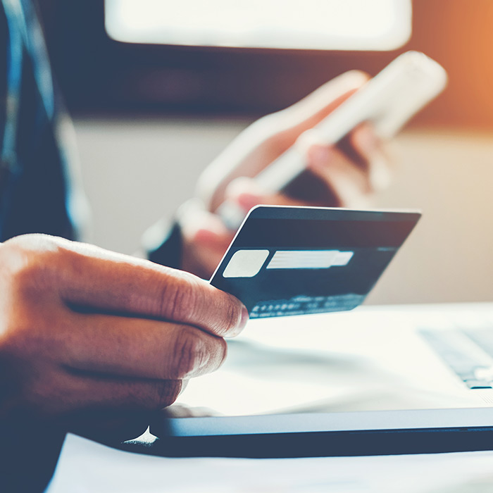 Blueprint de mi experiencia al pedir una tarjeta de crédito